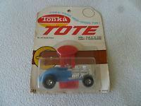 Buy cheap New On Card Tonka Tote Double Deuce No 181 Carded Vintage Car Rare Diecast Noc from wholesalers