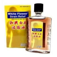 China White Flower Strain Relief Pain Relieving Oil on sale