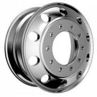 China The truck forged aluminum wheels factory