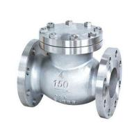 Buy cheap High Pressure Flapper Type Check Valve from Wholesalers