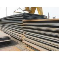 Buy cheap Steel plate Hot sales S355J0W weather resistant steel plates from Wholesalers