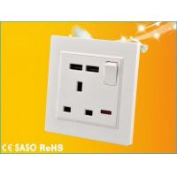 Buy cheap G1.1 13A USB Wall Socket from wholesalers