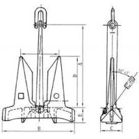AC 14 STOCKLESS ANCHOR