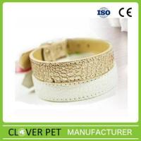 Buy cheap PU dog collar from Wholesalers