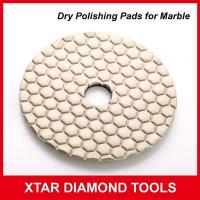 Buy cheap Marble Wet Flexible Polishing Pads for Angle Grinder from Wholesalers