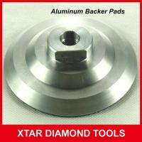 Buy cheap Aluminum Backer Pads for Stone and Floor Polishing Pads from Wholesalers