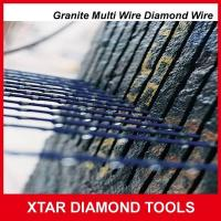 Buy cheap Diamond Wire for Granite Multi Wire Sawing Machine from wholesalers
