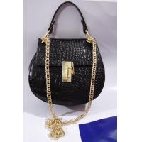 croco texture metal chain ladies crossbody bags,welcome for MINIMUM order