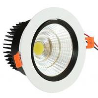 Buy cheap 15W COB LED Downlight LED Overhead Lamp from Wholesalers