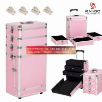 Quality Wheel Cosmetic Box Drawer Professional wholesale