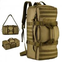 Quality 60 L waterproof backpack military fashion School bag leisure notebook laptop backpack wholesale