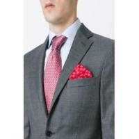 China Create Your Own Brand Men Wholesale Silk Print Private Label Tie factory