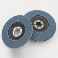China Zirconia | Stainless Steel Grinding Disc | Flap Discs for Angle Grinder Sanding and Polishing on sale