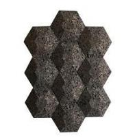 China Wall Tiles - 3D Insulative Hexagon on sale