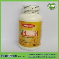 Buy cheap Vitamin C 1000mg tablet with Bioflavonoids & Rose Hips from Wholesalers