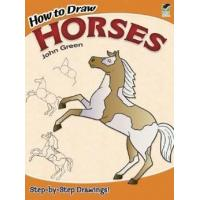 Dover How To Draw Horses Book