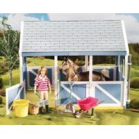 Buy cheap Breyer Horses Classics Size Horse Stable Cleaning Play Set from Wholesalers