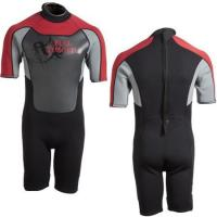 Buy cheap men's shorty rafting wetsuit from Wholesalers