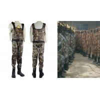 Buy cheap Neoprene hunting wader - HW09 from Wholesalers