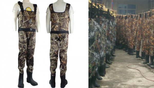 Quality chest fishing wader - HW26 for sale