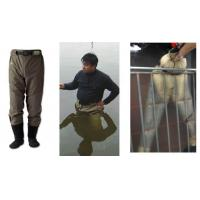 Buy cheap wading pants with neoprene socks - HW06 from Wholesalers