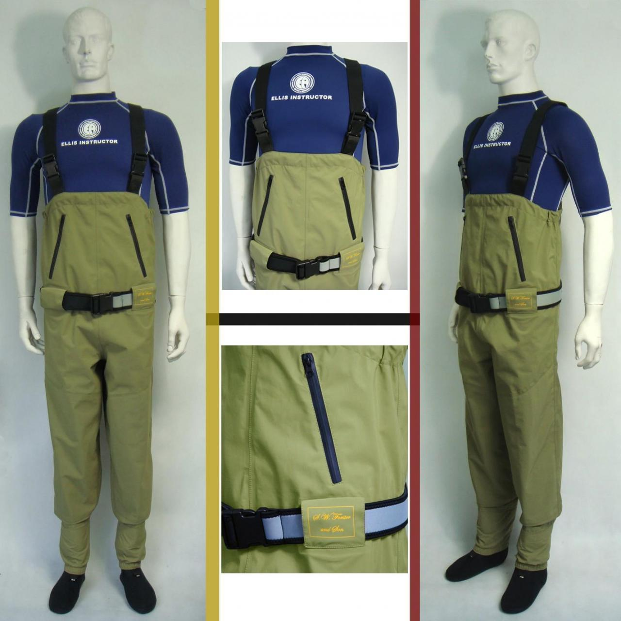 Buy cheap breathable chest fishing wader - HW04 from Wholesalers