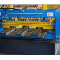 China Steel Roofing Sheet Metal Forming Process Wall Sheet Roll Forming Machine on sale