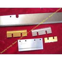 Buy cheap Plastic Cutting Toothed Blades from Wholesalers