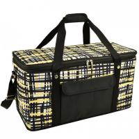 Buy cheap Picnic at Ascot Extra large Hybrid Semi-Rigid Folding Cooler- Navy from Wholesalers