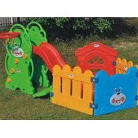 bear single slide with ball pool with cheap price