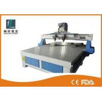 Buy cheap Intelligent 4 Heads 3D CNC Router Wood Working Machine For Furniture Sculpture from Wholesalers
