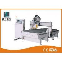 Buy cheap 3KW 4.5KW 3D CNC Stone Carving Machine , CNC Marble Engraving Machine from Wholesalers
