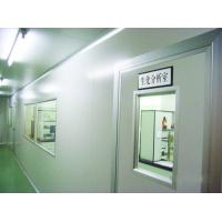 Aluminium alloy cleaning door ENGINEERING
