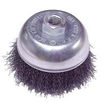 China ABRASIVES Crimped Cup Brushes (For Right Angle Grinders) on sale