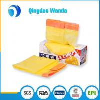 Buy cheap Recycled HDPE / LDPE with D2W Plastic Biodegradable Drawstring Garbage Bag from Wholesalers