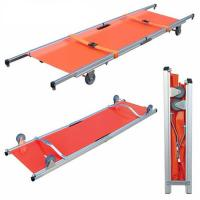 Buy cheap Cheap Price Aluminium Alloy Folding Stretcher with Small Packing Size from wholesalers
