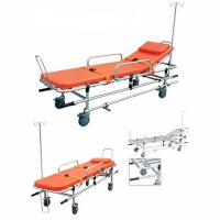 Buy cheap Aluminium Alloy Transportation Rescue Wheelchair Folding Stretcher from wholesalers