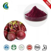 Buy cheap China Red Beet Root Extract Beet Red from Wholesalers