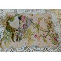 Buy cheap Large Roses Quilted Placemat and Matching Napkin from Wholesalers