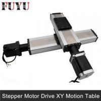 Buy cheap factory sale ball screw motorized XY table from Wholesalers
