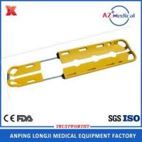 Buy cheap first aid ambulance folding scoop strecher from wholesalers