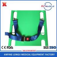 Buy cheap hot sale economy stretcher and spineboard straps from wholesalers