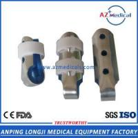 China Fracture first aid aluminum COT finger splint on sale