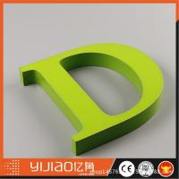 Buy cheap Acrylic frontlit letter from Wholesalers
