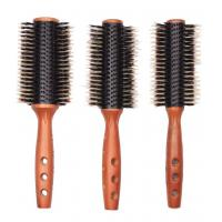 Buy cheap European Wooden Smoothing Fuller Hair Brush from Wholesalers