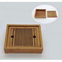 Buy cheap Tea Set Small Bamboo Tea Box from Wholesalers