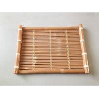 Buy cheap Tea Set Rectangular Bamboo Tray from Wholesalers