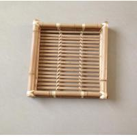 Buy cheap Tea Set Square Bamboo Tray from Wholesalers