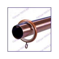 Buy cheap iron curtain rod from Wholesalers