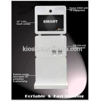 Buy cheap Self Service Free Standing Photo Kiosk Machine from Wholesalers